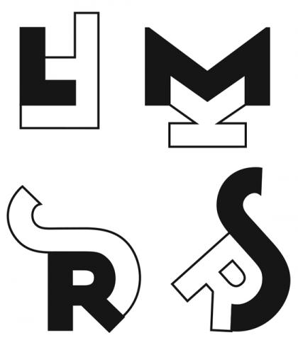 Détail, alphabet gigogne, imbrication des formes. © Florence Boudet