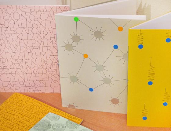 Quaderni 1 1 florence boudet graphic design for Design language milano
