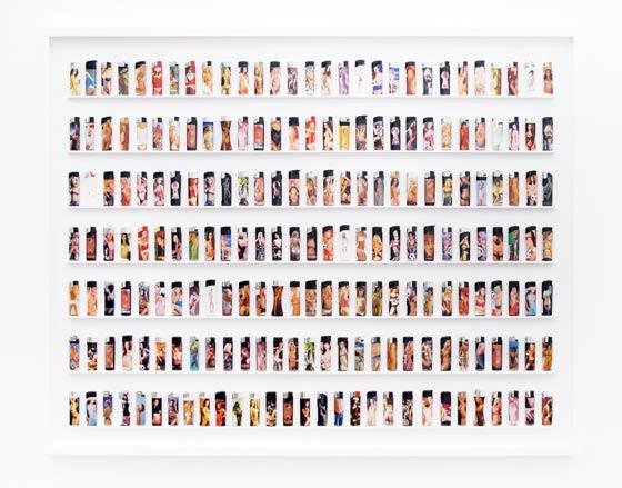 nantes - lieu unique - lu - théo mercier - le grand mess - les 300 filles chaudes - the 300 hottest girls - lighter - naked girls