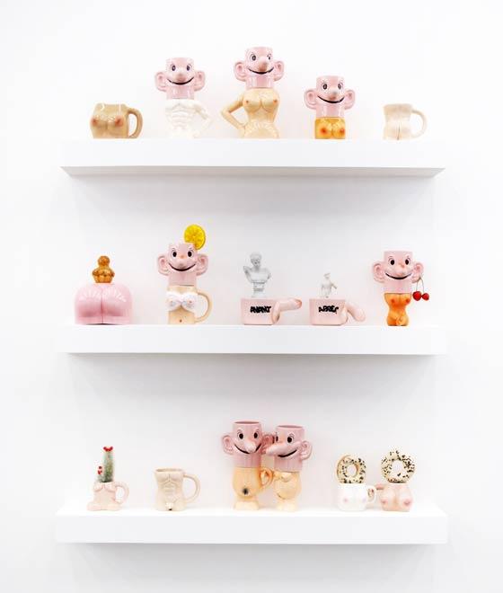 nantes - lieu unique - lu - théo mercier - le grand mess - la compagnie du bon goût - the company of good taste - mugs - breast